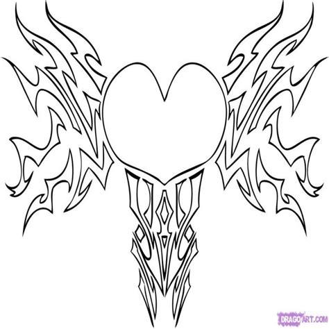 imagenes de amor para imprimir 74 corazones de amor para pintar imprimir descargar y