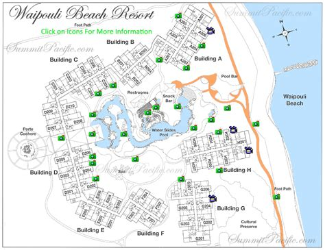 waipouli resort map waipouli resort map images