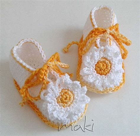 Aksara Sepatu Bayi Flower Pink Baby Shoes 1000 images about booties on crochet baby baby gladiator sandals and crochet baby