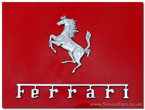 ferrari badge simon cars ferrari cars the prancing horse of road and