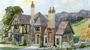 english tudor house plans southern living house plans fireside cottage new south classics llc southern