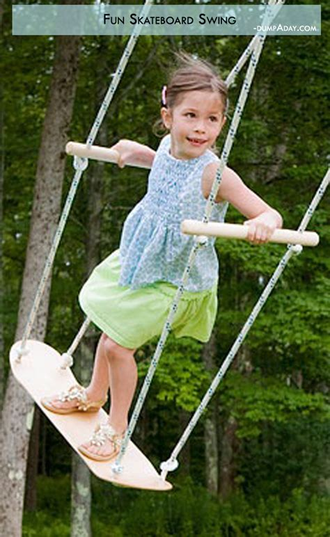 real swing kids fun ideas for the kids this summer 22 pics