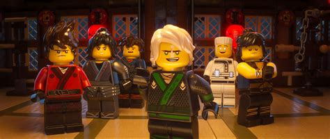 ninjago film the lego ninjago movie packs a punch and some laughs