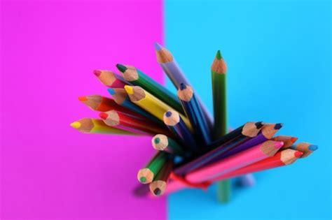 fournitures de bureau crayons fournitures de bureau arri 232 re plan multicolore t 233 l 233 charger