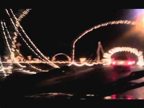 fifth third ballpark 2011 christmas lights youtube