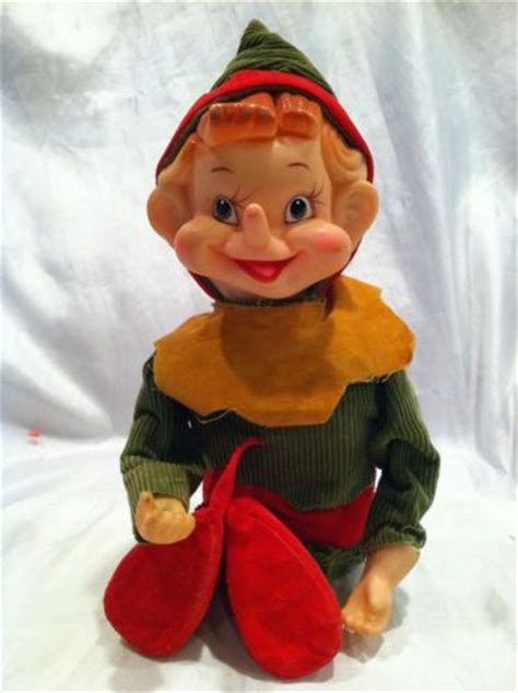 Vintage On The Shelf Doll by Musicals Elves And Ebay On