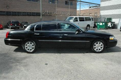 buy used 2007 lincoln town car executive l sedan 4 door 4 6l in west chester pennsylvania find used 2007 lincoln town car executive l sedan 4 door 4 6l in chicago illinois united states