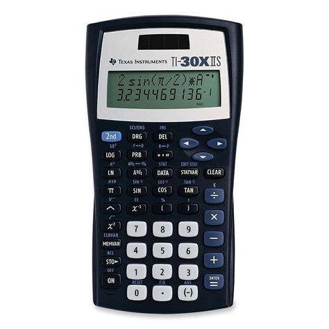 calculator c purchase ti 30x iis scientific calc