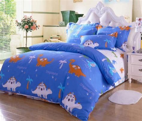 boys queen size bedding cliab dinosaur bedding set kids queen size bedding sheets