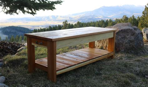 cedar garden bench diy cedar garden bench buildsomething com