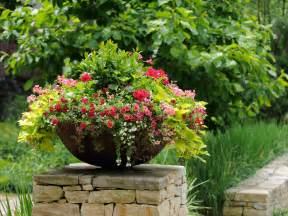 container gardening modern home exteriors