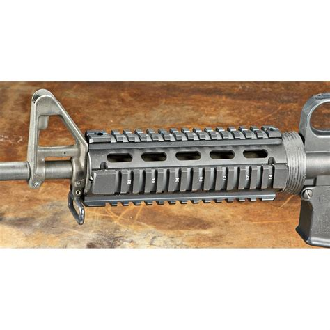 Ar Handrail ar 15 6 quot carbine rail accessory mount 217356 grips handguards at sportsman s guide