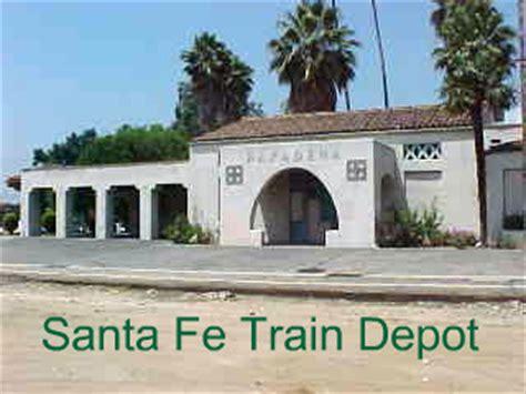 day 23 santa fe depot mar metro station pasadena