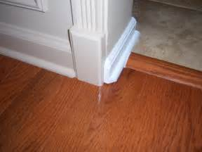 Hardwood Floor Molding Hardwood Floor Installation And Trim Work All About The House