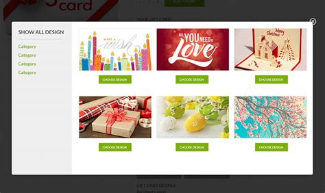 Yith Woocommerce Gift Cards Premium - yith gift cards how to create design template for gift card