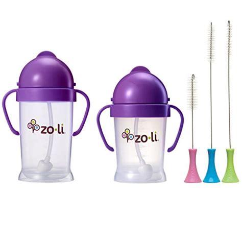Zoli Straw Sippy Cup Bot 6oz oxo tot 7 oz straw cup 2 pack aqua aqua b00e7rzl1u