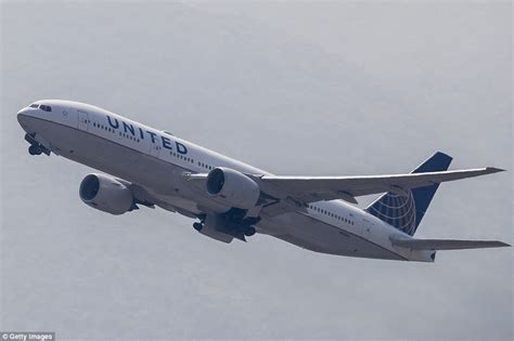united airlines last boeing 747 completes flight daily mail