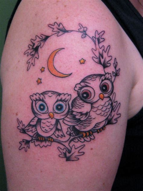 baby owl tattoo designs owl tattoos pictures to pin on tattooskid