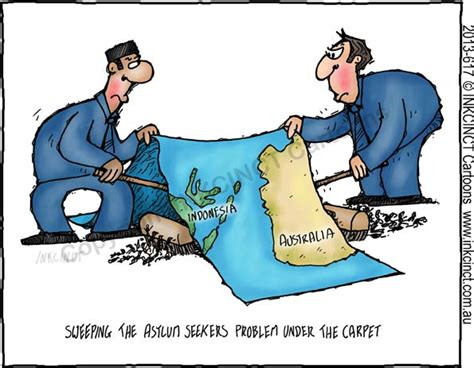 Sweep Under Rug Inkcinct Cartoons Political 2013