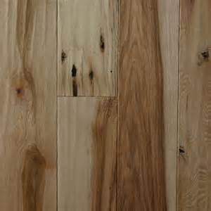 american hickory engineered pre finished hand scraped hardwood flooring