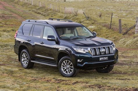 Toyota Prado 2019 Australia toyota prado 2019 australia car price review car price
