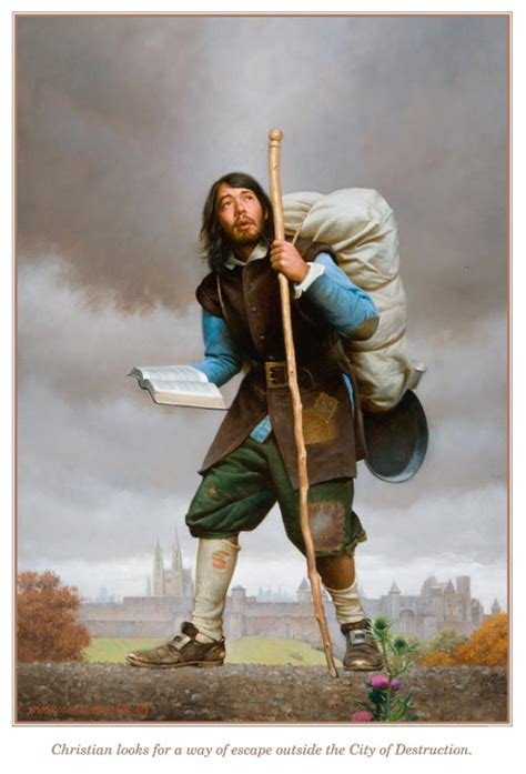 pilgrims progress book review the pilgrim s progress by john bunyan the warden s walk