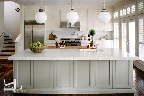 Wainscoting Kitchen by Wainscoting Around Kitchen Island Wow