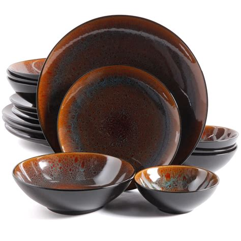 gibson elite kioto 16 bowl dinnerware set