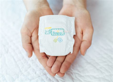 Promo Happy Nappy pers has created its smallest nappy for