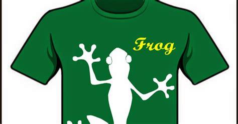 desain kaos nu koleksi lambang dan logo desain kaos distro frog