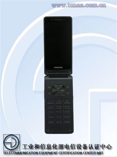 Samsung W2018 Samsung W2018 High End Flip Phone Appears On Tenaa