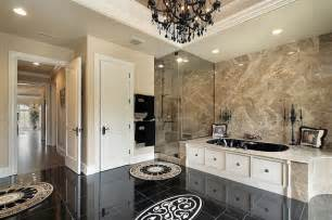 Traditional modern luxury bathroom