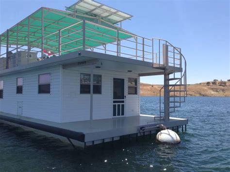 houseboat jet ski r new houseboat 220000 lake mcclure boats in merced