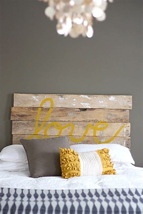 diy wood headboards for beds diy headboard ideas interiors b a s blog