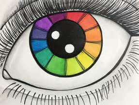 eye color wheel 25 best ideas about color wheel projects on