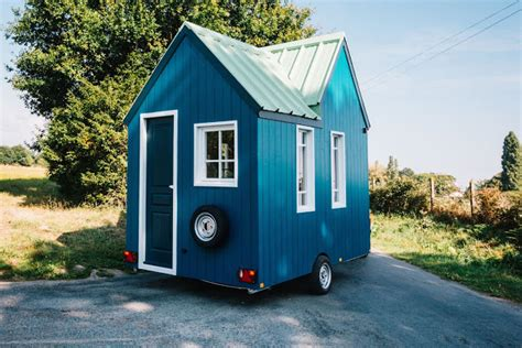 outlander tiny house tiny houses on wheels for sale the 71 sq ft cahute tiny house on wheels in paris france