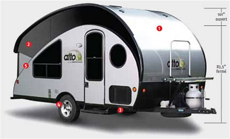 alto travel trailers by safari condo