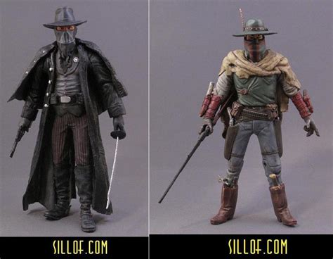 wars toys western styled wars custom figures by sillof gadgetsin