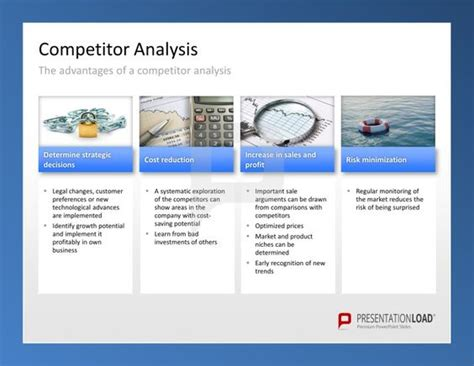 competitor analysis template powerpoint the world s catalog of ideas