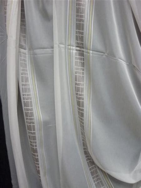 vorhang gelb grau stores gardinen stoffe vorhang transparent l 228 ngsstreifen