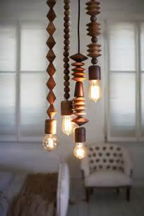Wooden Pendant Lights Versatile Bright Wooden Pendant Lights For The Home Pursuitist