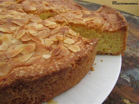 ricetta dolce mantovana torta mantovana dolce tipico toscano torta tipica toscana