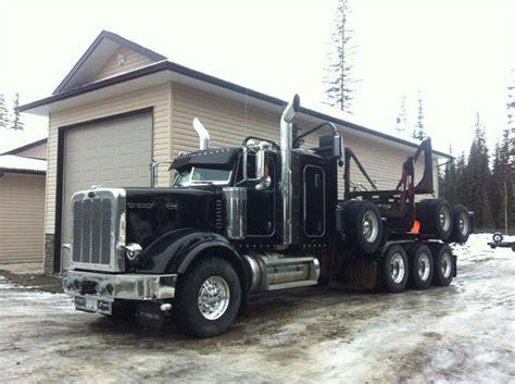 Melissani Black Kw 2 jf logging black kw t800 logging truck
