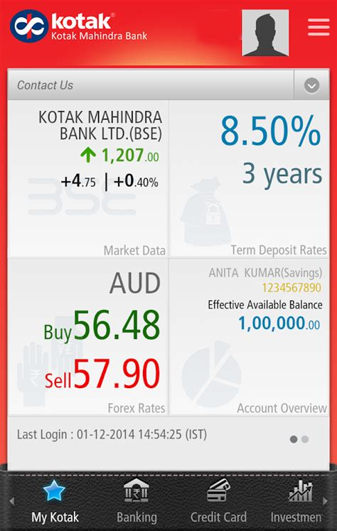 Kotak Mahindra Gift Card - kotak bank android apps on google play
