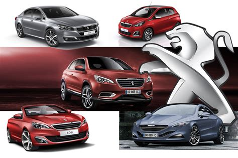 peugeot new models 2016 peugeot 3008 2016 models auto database com