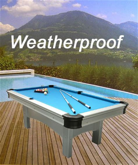 outdoor pool table prices outdoor pool table