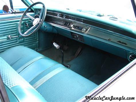 Interior Home Designs Photo Gallery 1967 Chevelle Malibu 396 Interior