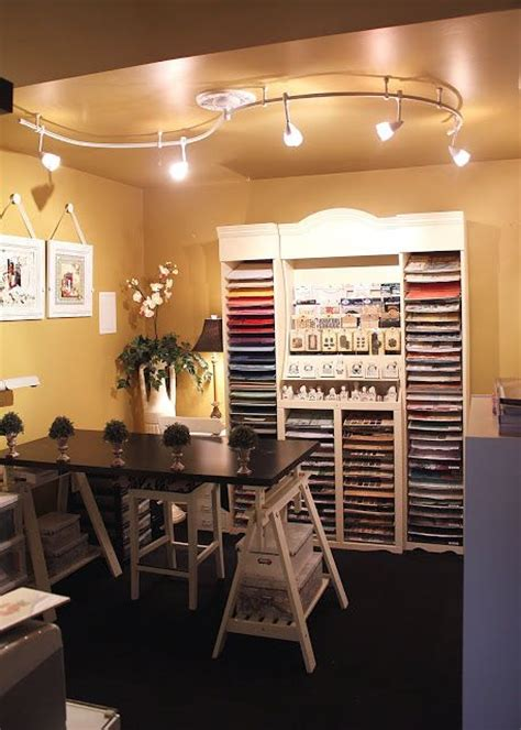 robins craft room 17 best images about scrapbook room lighting ideas on