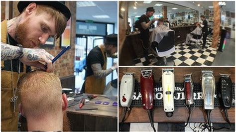 barber glasgow movie retro barber hard grind to open on the green in aberdeen