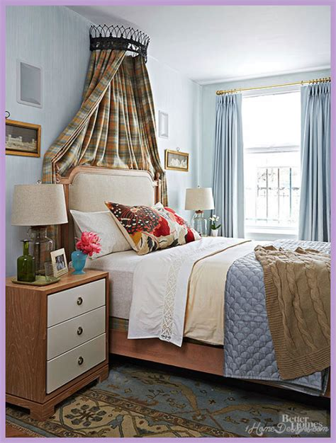 Decorate A Small Bedroom | decorating ideas for small bedroom 1homedesigns com